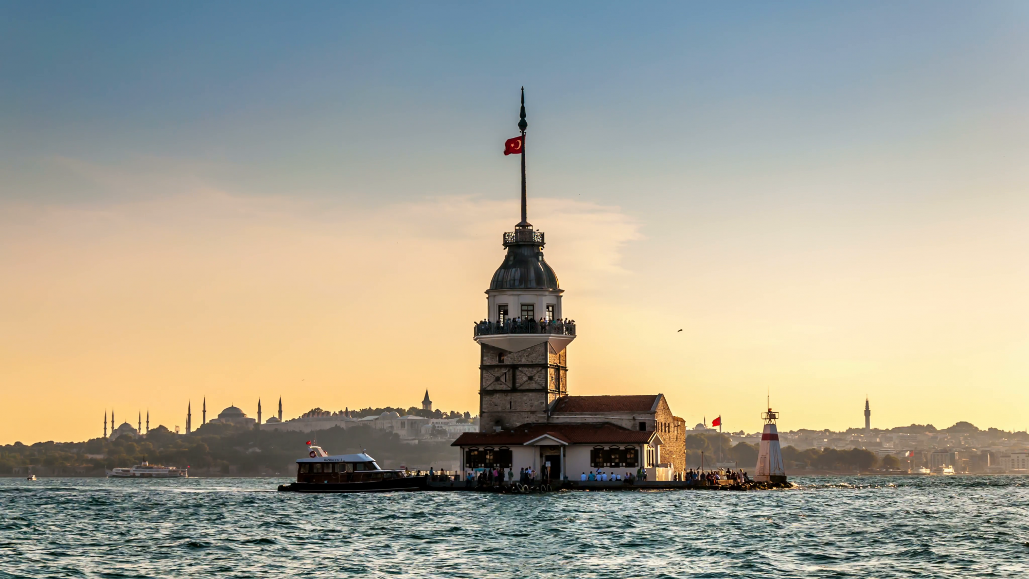 Istanbul – Where to go? A Quickview and Tourism Guide