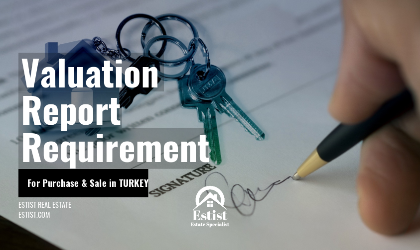 Valuation Report Requirement