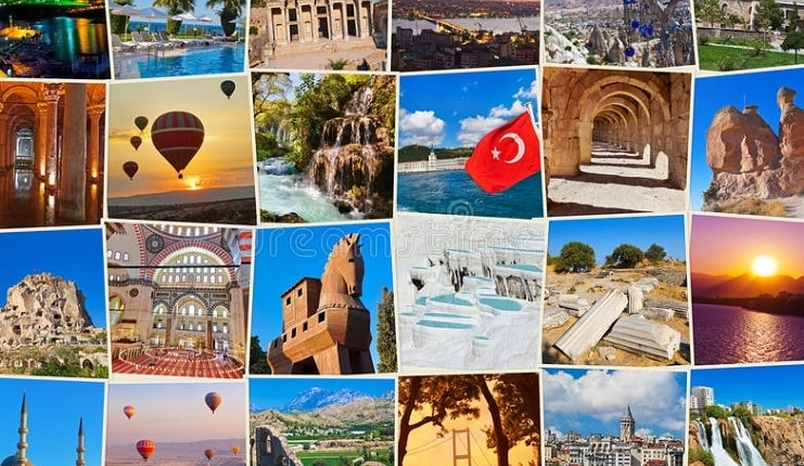 One of Top Destinations of Tourism: Turkey