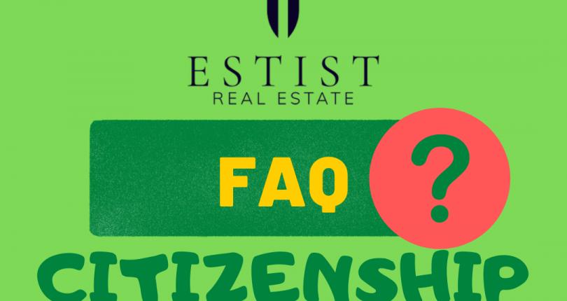 FAQ About Turkish Citizenship Acquisition