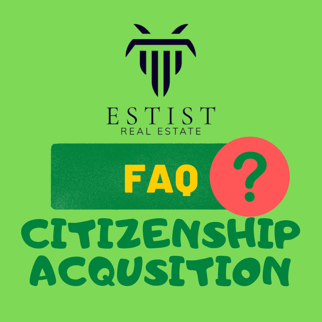 FAQ About Turkish Citizenship Acquisition